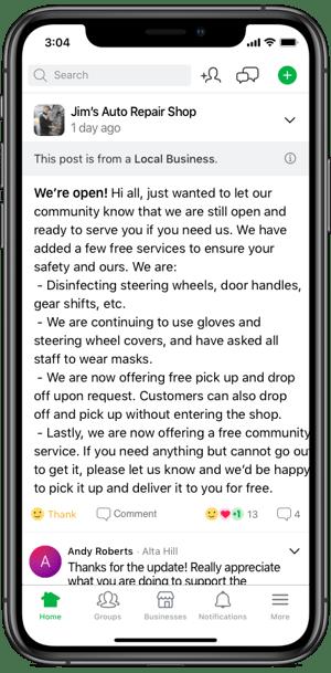 Jims Auto Repair Shop
