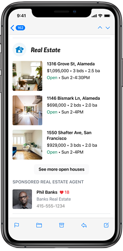 Real Estate Agent Guide to Neighborhood Sponsorship - Sponsor in Digest Email