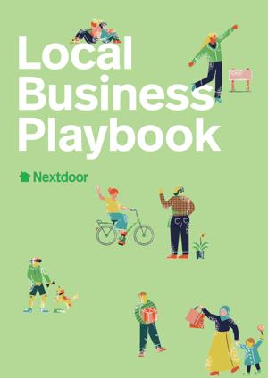 Local Business Playbook to Nextdoor download cover
