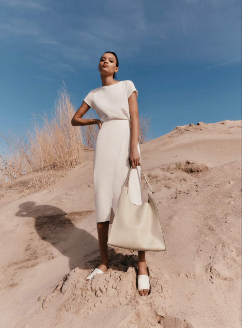 Cuyana women's clothing and accessories line
