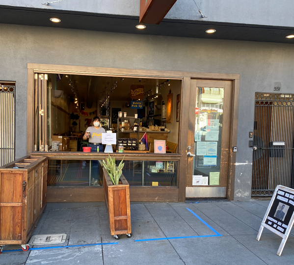 Philz Coffee has shifted to mobile-only orders, where customers can pick up their orders from a safe social distance at their shop windows.