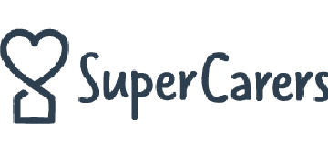 super carers logo